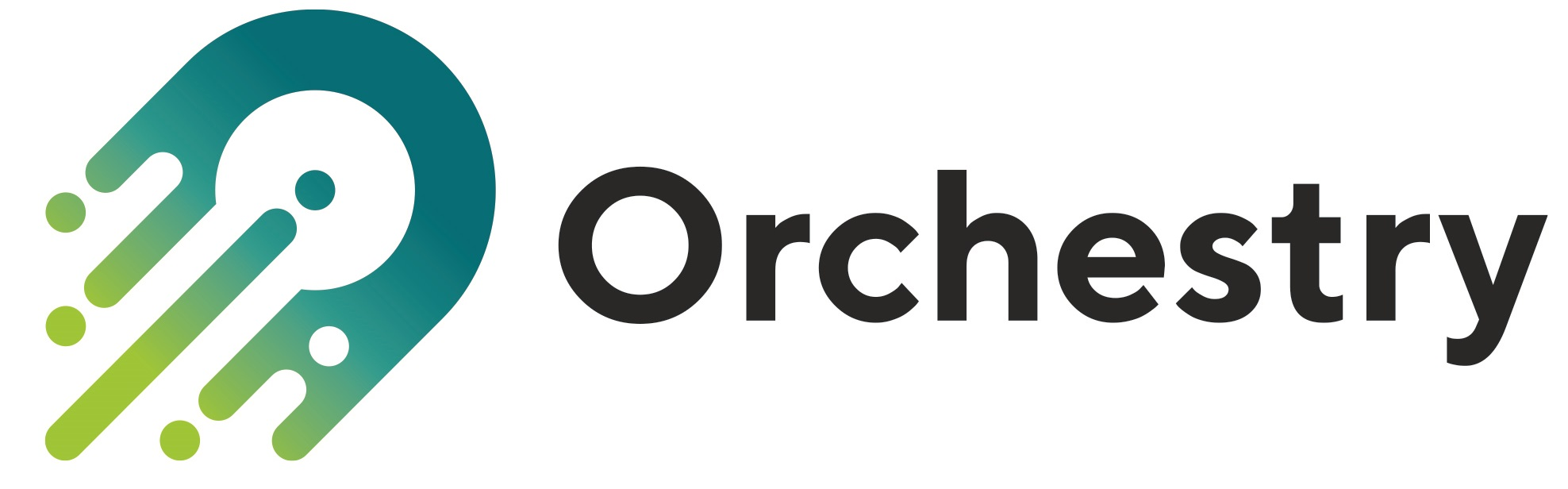 Orchestry Logo Light with Text Rectangle